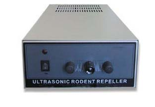 Ultrasonic Rodent Control for Commercial
